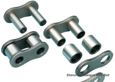 China Industrial Stainless Steel Conveyor Link Chain High Precisions Easy Installation supplier