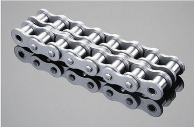 China Various Custom Stainless Steel Roller Conveyor Chain Industrial Use Heavy Hit Resisting supplier