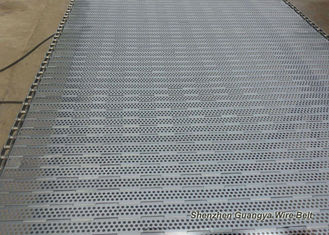 China Spiral Link 10mm Wire Mesh Belt Polyester Argon Welding For Heat Treatment supplier