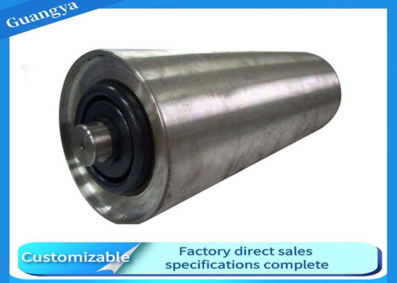 500mm SS316 1450t/Min Conveyor Active Belt Rollers