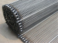 China High Temperature Metal Conveyor Belts Pressed Treatment Alkali Resisting company