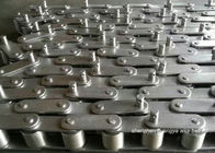 China Precision Toleranced Roller Conveyor Chain Stainless Steel Alkali Resistant factory