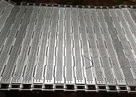 China 304 Stainless Steel Chain Plate Conveyor Mesh Belt Frozen Food Line Equipment factory