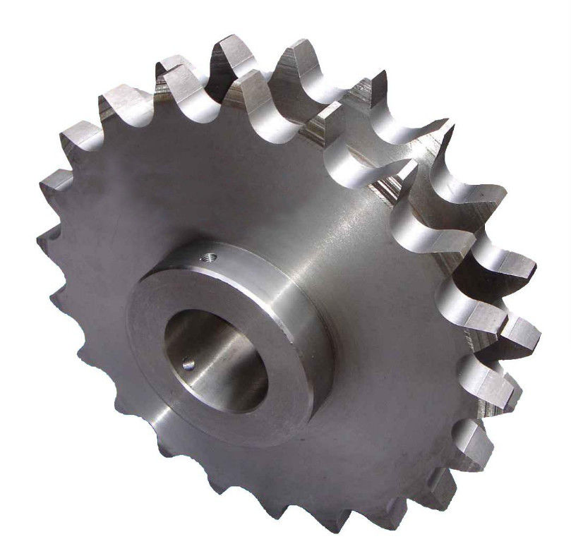 pl16756592 machined double pitch sprocket for industries bad condition resistance