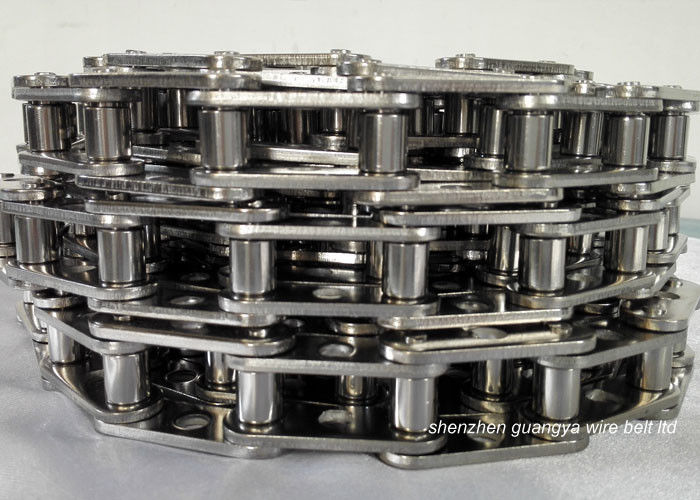 2 Links 1 American ANSI AS Simplex Roller Chain Quality Branded 5 Metres